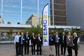 Boeing aux Composites Meetings 2017 ©EMC2