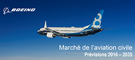 Marché de l'aviation civile PRÉVISIONS 2016-2034