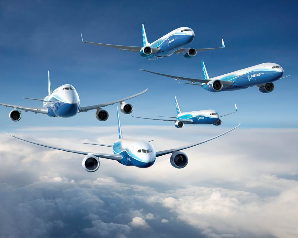 boeing commercial airplanes Boeing investors fact sheets commercial airplanes fact sheet as of june 30, 2018 aircraft production rate future changes backlog key facts / dates 737 learn more 52 / mo: plan to increase to 57/mo in 2019 : 4,667 airplanes: over 10,000 737 produced, the first commercial jet to reach this milestone.